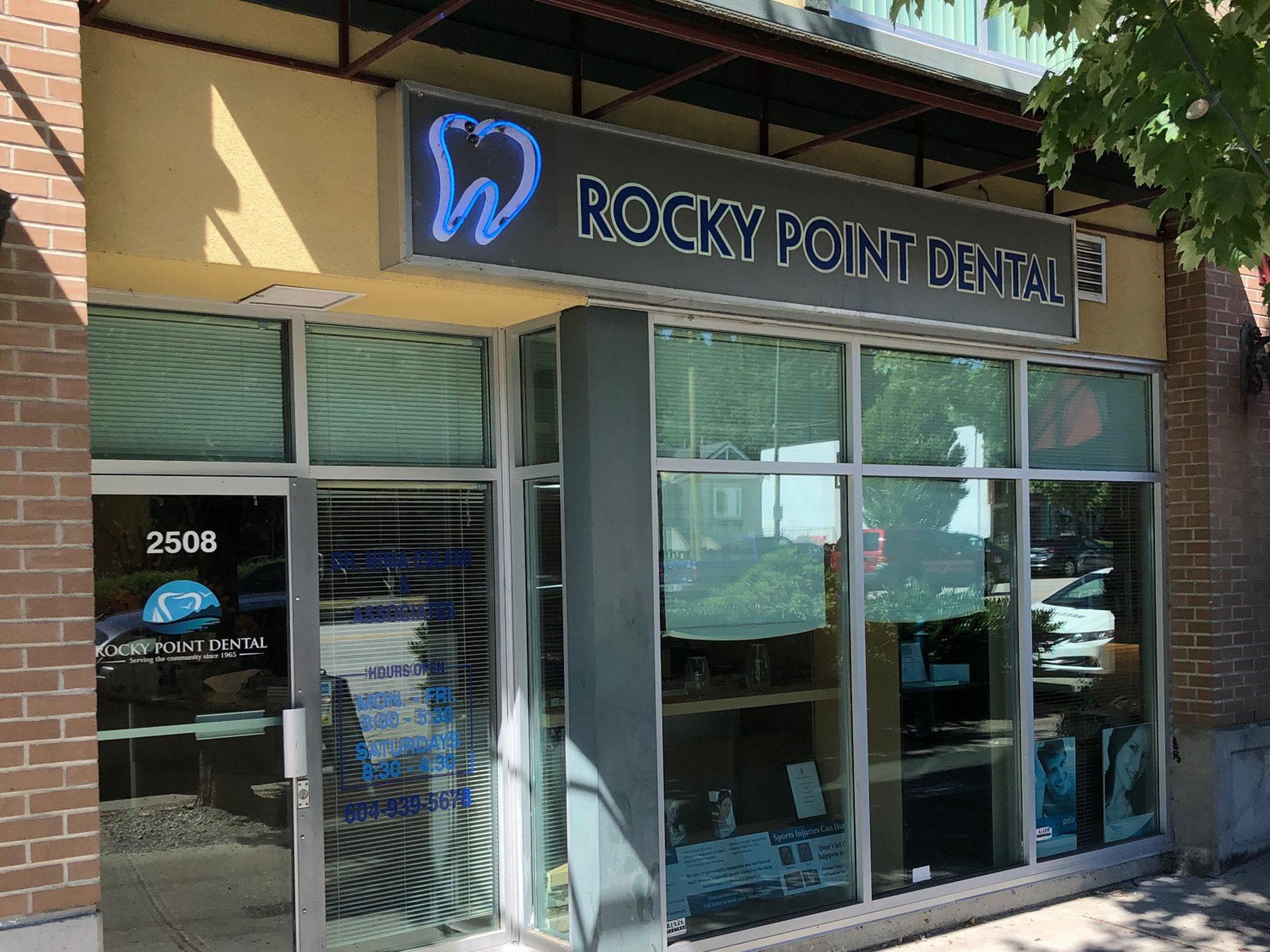 Rocky Point Dental Exterior